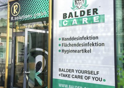 Fassade Balder Care