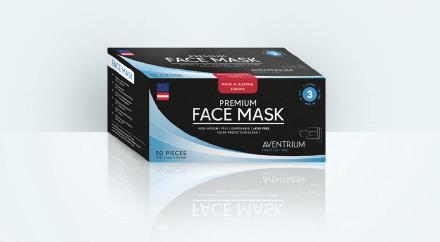 Face Mask Level 2
