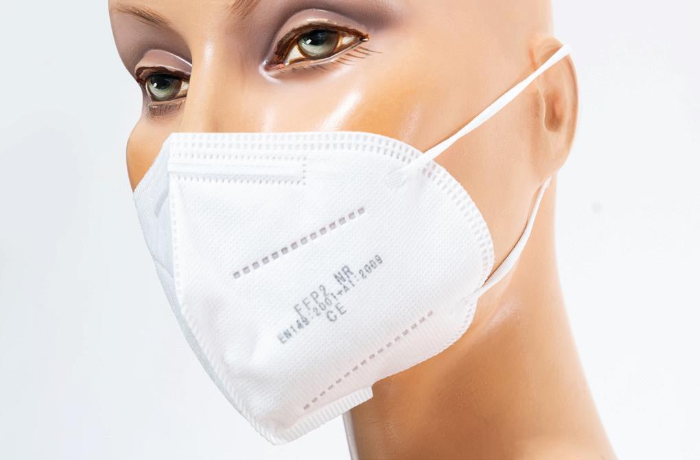 Face Mask Level FFP2